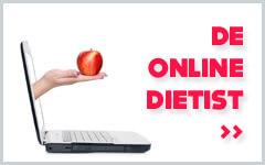 Gezonder leven: start met onze online diëtist