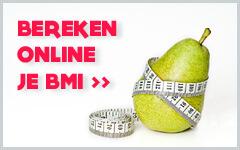 Gezonder leven: bereken online je BMI